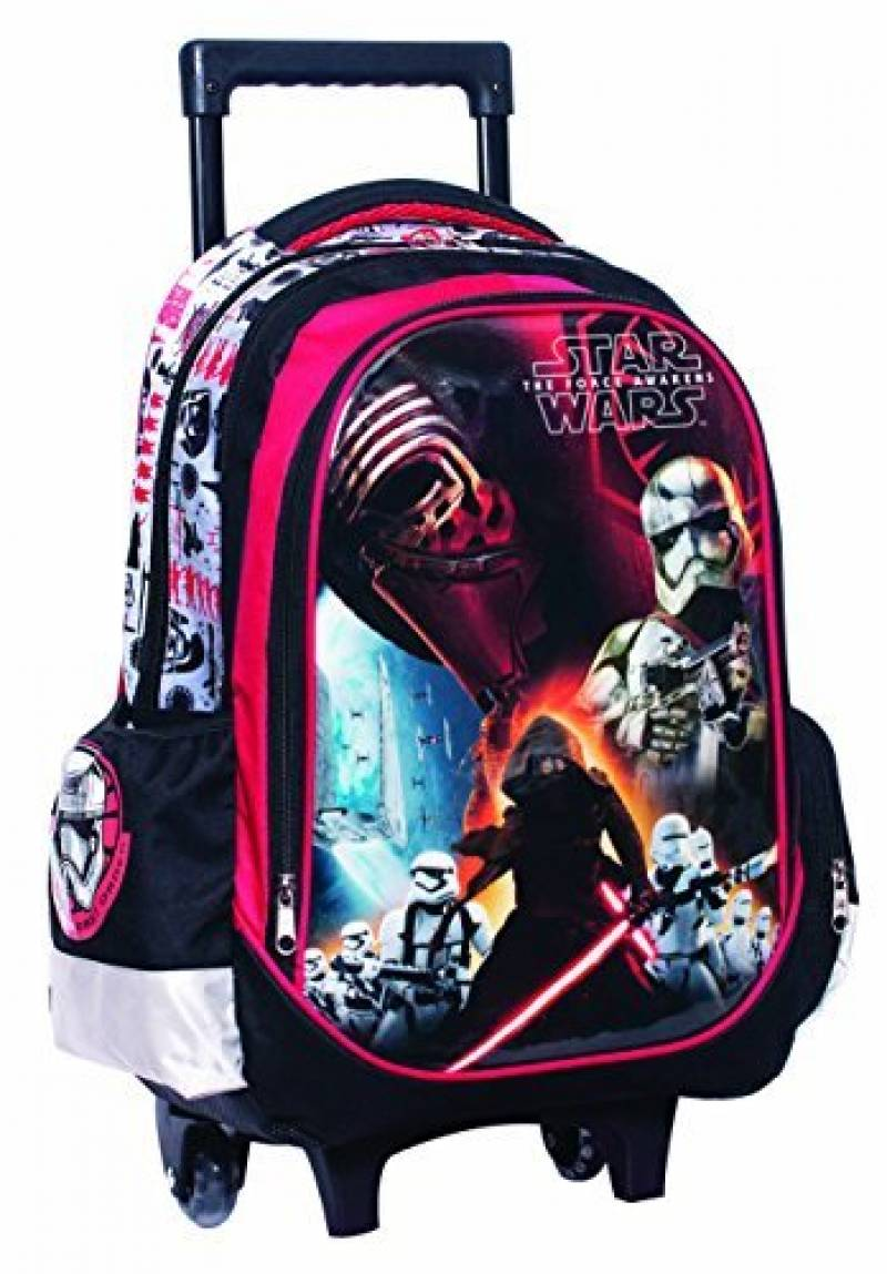 Cartable Trolley Sac à dos Star Wars 48 cm de la marque Star Wars TOP 7 image 0 produit