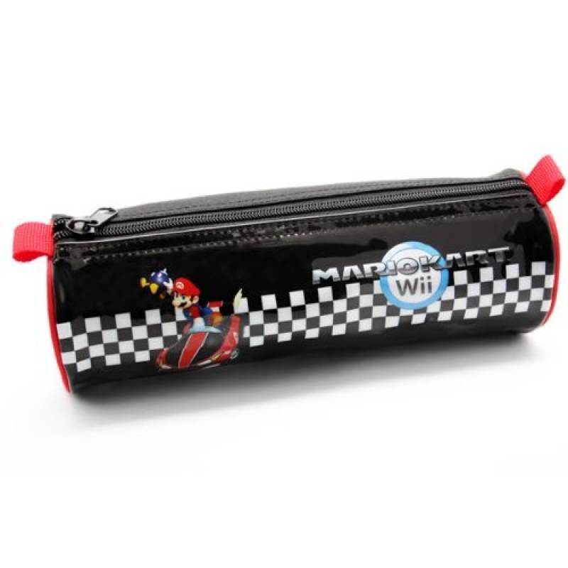 Together - BAGNIN002 - Fourniture Scolaire - Nintendo - Trousse Mario Kart Wii - Ronde de la marque Together TOP 2 image 0 produit