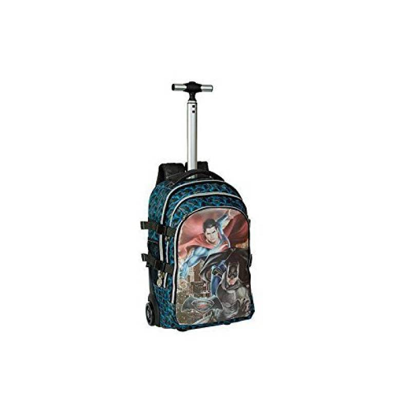CARTABLE A ROULETTES BATMAN contre SUPERMAN de la marque KARACTERMANIA TOP 1 image 0 produit