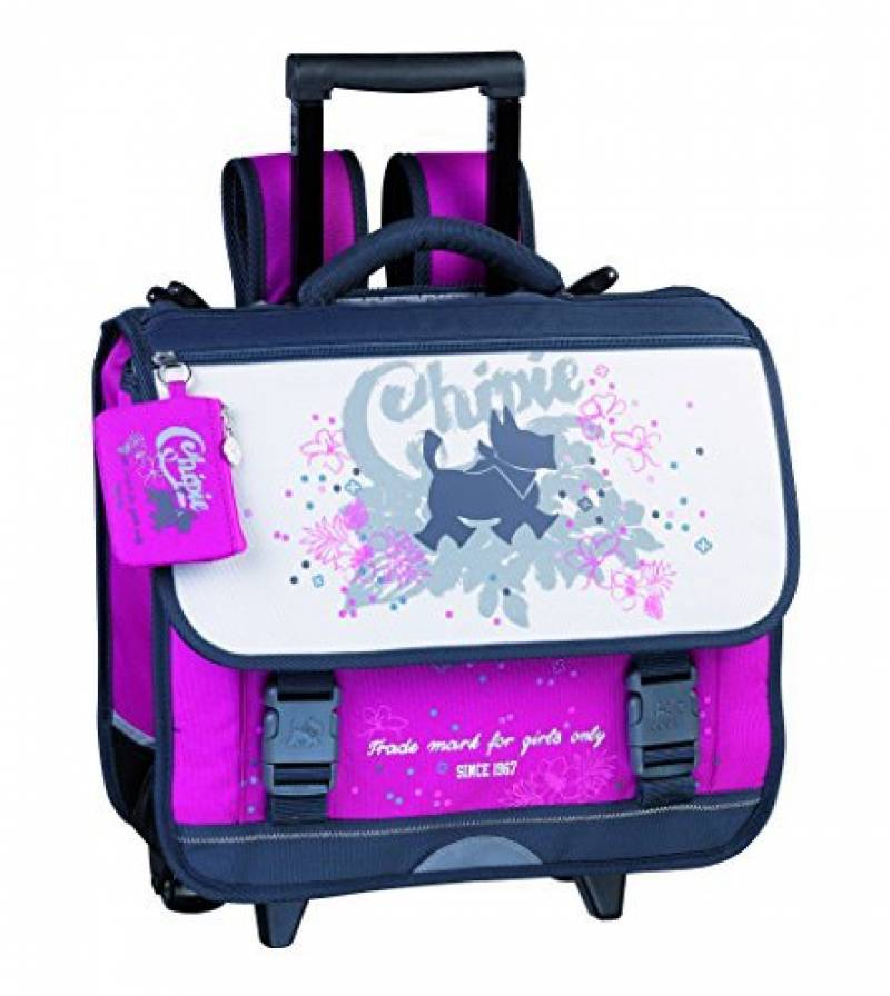 CHIPIE Campus Cartable, Beige de la marque Chipie TOP 13 image 0 produit