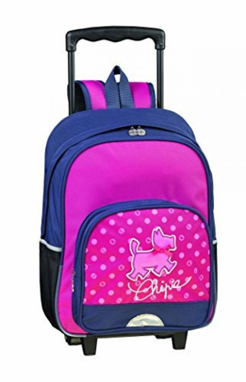 CHIPIE Dot Cartable,15 L, Rose de la marque Chipie TOP 8 image 0 produit
