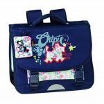 CHIPIE Liberty Dark Cartable, 41 cm, Bleu Marine 400078140 de la marque Chipie TOP 6 image 0 produit