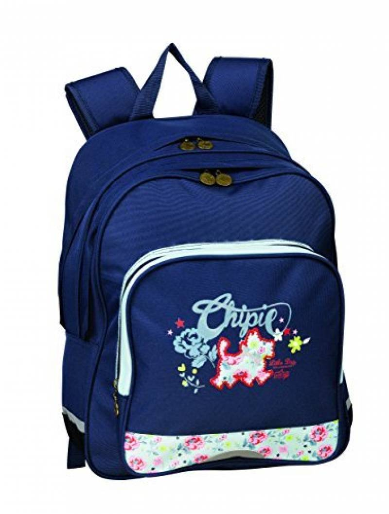 CHIPIE Liberty Dark Cartable, 41 cm, Bleu Marine 400078143 de la marque Chipie TOP 3 image 0 produit