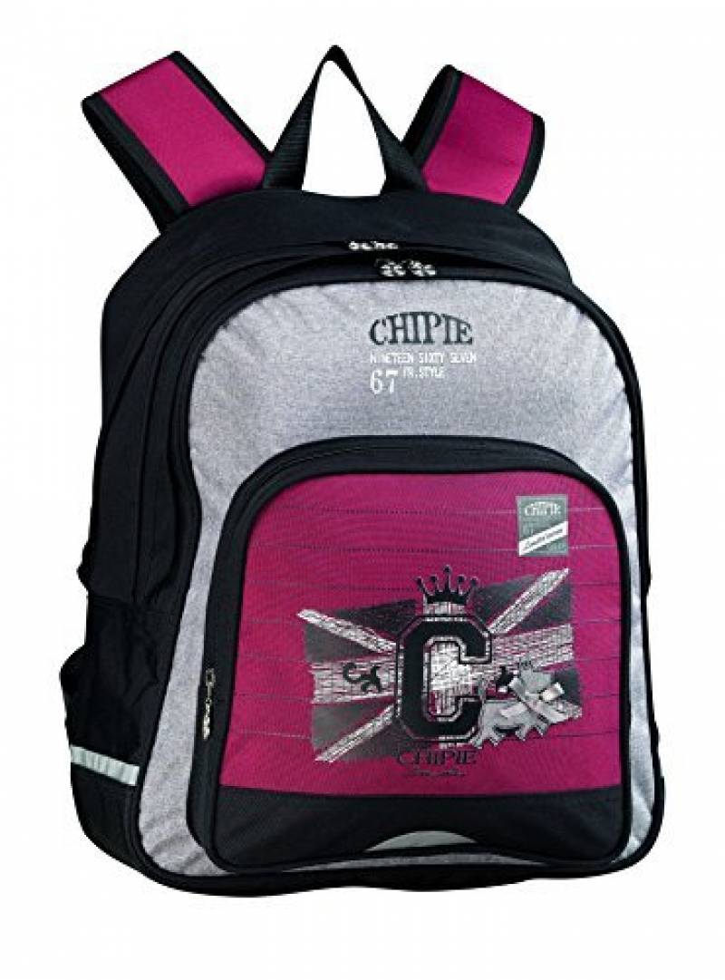 CHIPIE Voltage Cartable, Bordeaux de la marque Chipie TOP 9 image 0 produit