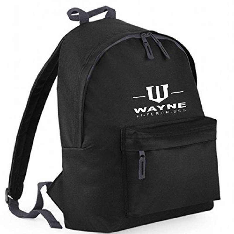Inspiré Wayne Enterprises Batman Sac à Dos, Sac à dos, sacs à broder de la marque Star and Stripes TOP 3 image 0 produit