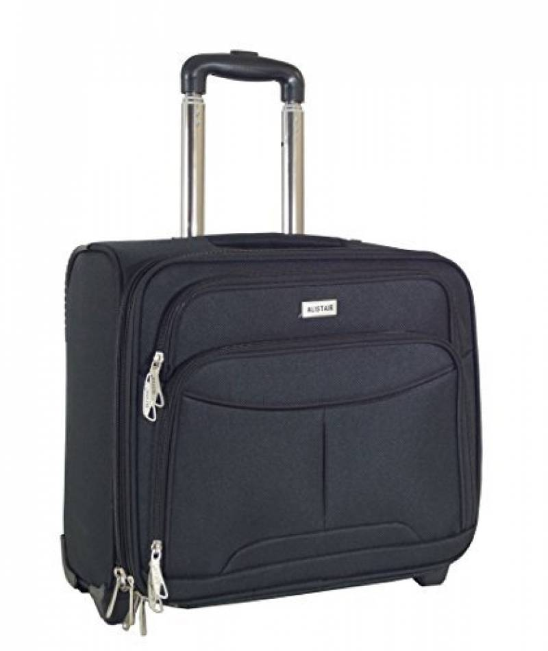 Pilot Case ALISTAIR - Trolley - 16 pouces - Nylon de la marque Alistair TOP 1 image 0 produit