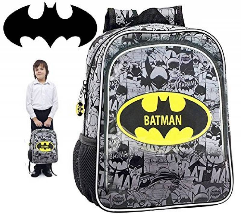 Sac á dos - Cartable – BATMAN - 30 x 16 x 40 cm - MARVEL – MWS1568 de la marque MARVEL TOP 10 image 0 produit