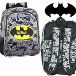 Sac á dos - Cartable – BATMAN - 30 x 16 x 40 cm - MARVEL – MWS1568 de la marque MARVEL TOP 10 image 1 produit