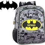 Sac á dos - Cartable – BATMAN - 30 x 16 x 40 cm - MARVEL – MWS1568 de la marque MARVEL TOP 10 image 2 produit