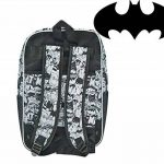 Sac á dos - Cartable – BATMAN - 30 x 16 x 40 cm - MARVEL – MWS1568 de la marque MARVEL TOP 10 image 3 produit