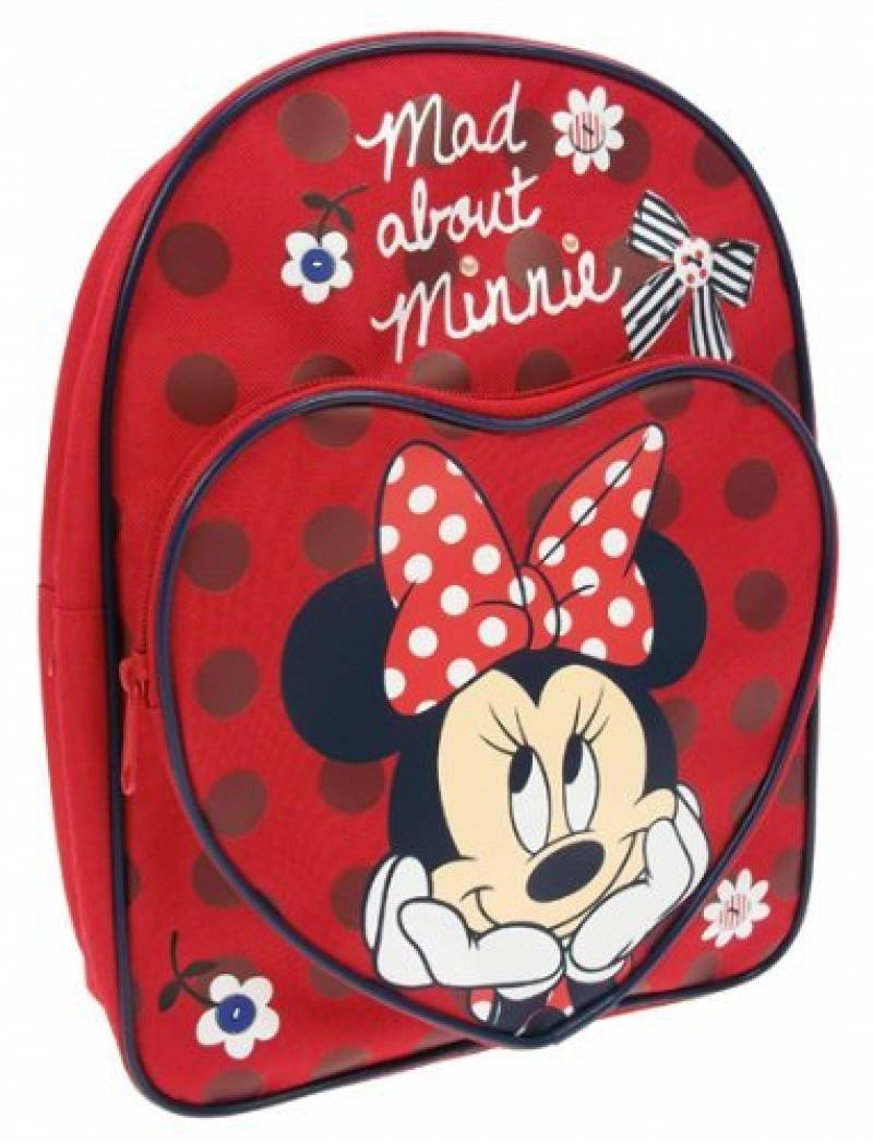 Mad about Minnie Sac à dos de la marque Minnie Mouse, Mad about Minnie TOP 9 image 0 produit