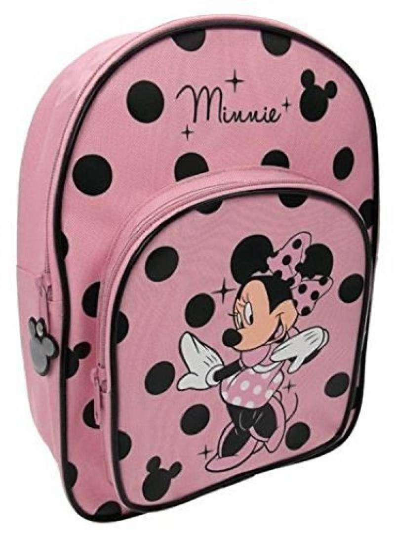 Minnie Mouse, Pink and Black collection Sac á dos DMINN001083 Rose de la marque Minnie TOP 8 image 0 produit