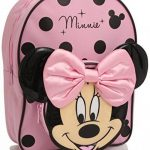Minnie Mouse Pink and Black Sac à dos with Bow de la marque Disney TOP 10 image 0 produit